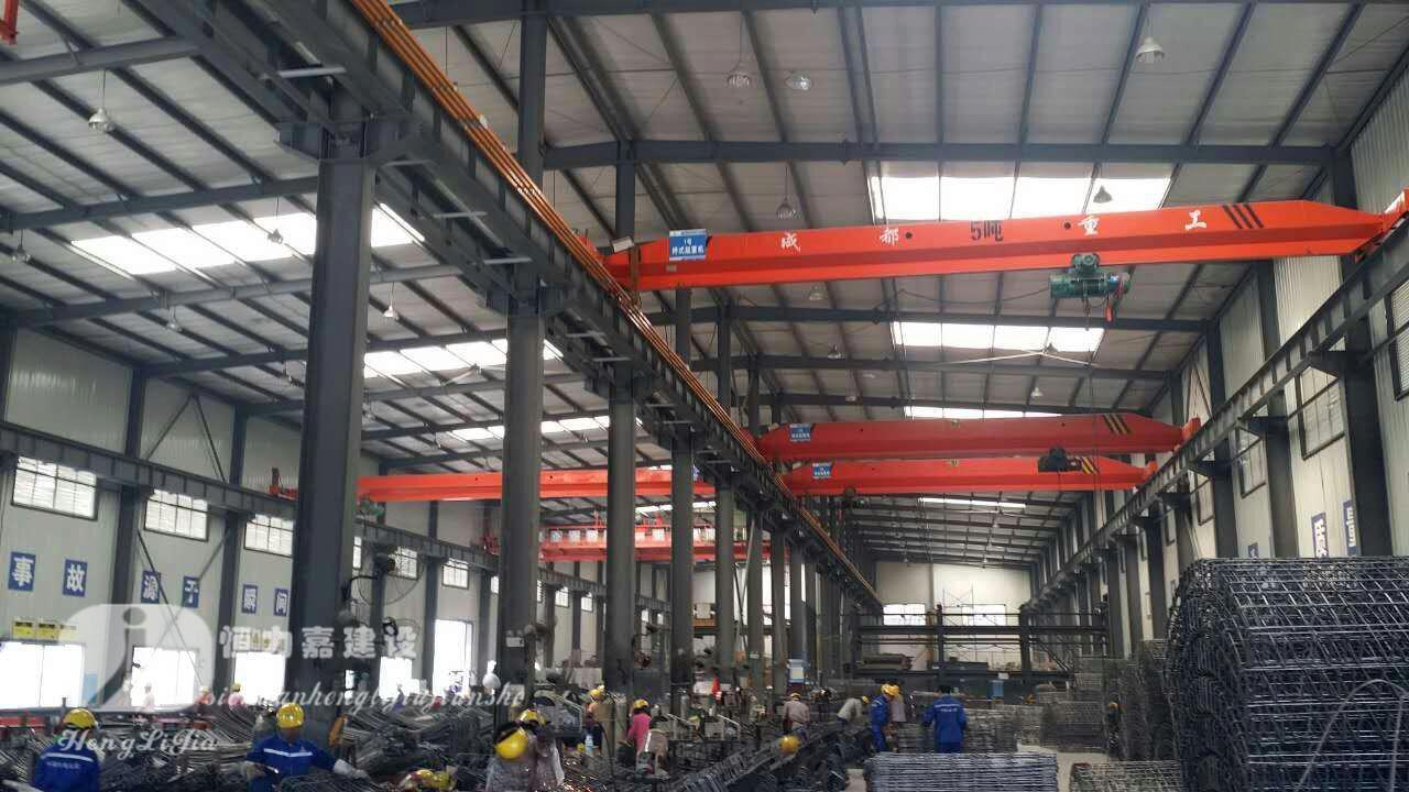 钢结构厂房安装照明及消防指示包工包料大约多少钱一平米